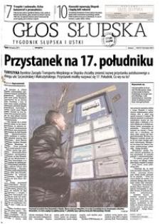 Głos Słupska : tygodnik Słupska i Ustki, 2011, marzec, nr 64