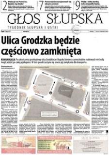 Głos Słupska : tygodnik Słupska i Ustki, 2011, lipiec, nr 151