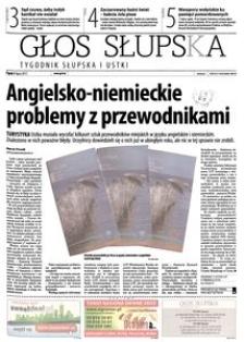 Głos Słupska : tygodnik Słupska i Ustki, 2011, lipiec, nr 157