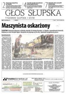 Głos Słupska : tygodnik Słupska i Ustki, 2011, październik, nr 240
