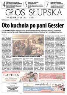 Głos Słupska : tygodnik Słupska i Ustki, 2011, listopad, nr 257