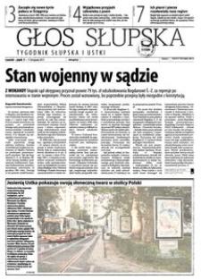 Głos Słupska : tygodnik Słupska i Ustki, 2011, listopad, nr 262