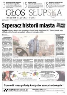 Głos Słupska : tygodnik Słupska i Ustki, 2011, grudzień, nr 286
