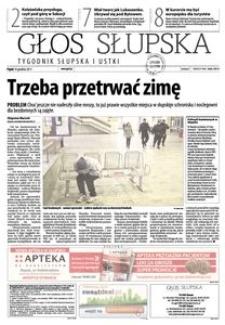 Głos Słupska : tygodnik Słupska i Ustki, 2011, grudzień, nr 292