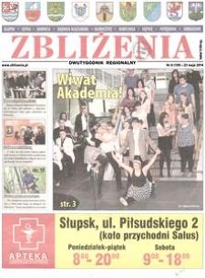 Zbliżenia : dwutygodnik regionalny, 2014, nr 8