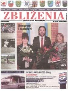 Zbliżenia : dwutygodnik regionalny, 2014, nr 14
