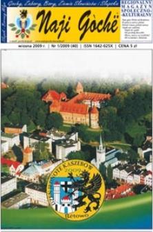 Naji Gochë : regionalny magazyn społeczno-kulturalny, 2009, nr 1