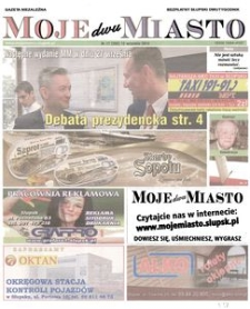 Moje Miasto : bezpłatny słupski dwutygodnik, 2014, nr 17