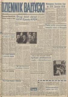 Dziennik Bałtycki, 1981, nr 40