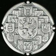 Medal Honorowe Wyróżnienie - Annie Boguckiej-Skowrońskiej za Zasługi dla Województwa Pomorskiego