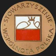 Medal - Stowarzyszenie Współnota Polska