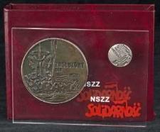Odznaka - Zasłużony dla NSZZ Solidarność