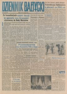 Dziennik Bałtycki, 1984, nr 10
