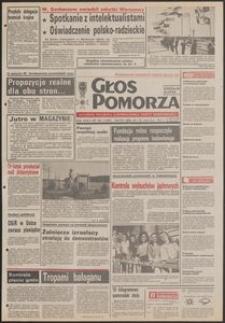 Głos Pomorza, 1988, lipiec, nr 164