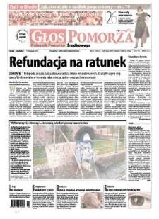 Głos Pomorza, 2012, listopad, nr 257