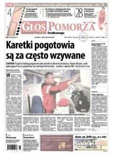 Głos Pomorza, 2012, listopad, nr 260