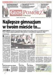 Głos Pomorza, 2012, listopad, nr 273