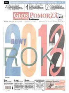 Głos Pomorza, 2012, grudzień, nr 304