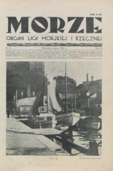 Morze, 1925, nr 3