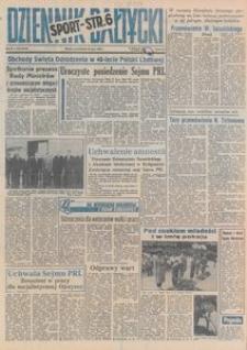 Dziennik Bałtycki, 1984, nr 172
