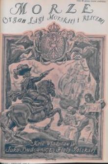 Morze, 1926, nr 3/4