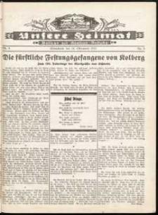 Unsere Heimat. Beilage zur Kösliner Zeitung Nr. 5/1932