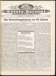 Unsere Heimat. Beilage zur Kösliner Zeitung Nr. 16/1932