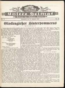 Unsere Heimat. Beilage zur Kösliner Zeitung Nr. 22/1932