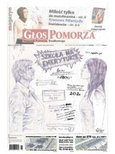 Głos Pomorza, 2012, październik, nr 239