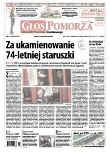 Głos Pomorza, 2012, październik, nr 243
