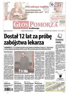 Głos Pomorza, 2012, październik, nr 245