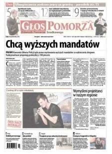 Głos Pomorza, 2012, październik, nr 249