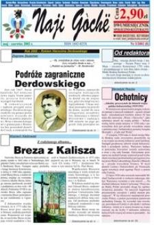 Naji Gochë : dwumiesięcznik społeczno-kulturalny, 2002, nr 3