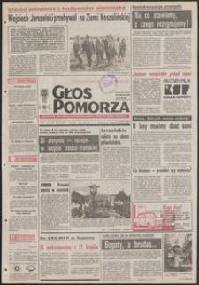 Głos Pomorza, 1988, sierpień, nr 184