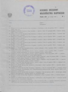 Dziennik Urzędowy Województwa Słupskiego. Nr 2/1990