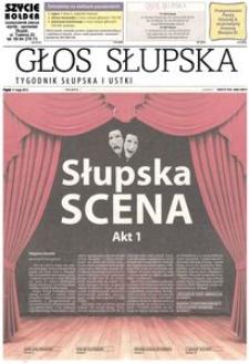 Głos Słupska : tygodnik Słupska i Ustki, 2012, maj, nr 109