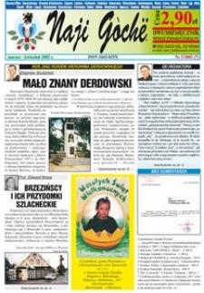 Naji Gochë : dwumiesięcznik społeczno-kulturalny, 2002, nr 2