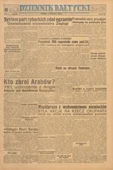 Dziennik Bałtycki, 1949, nr 10