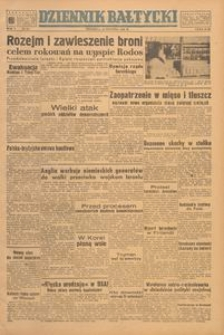 Dziennik Bałtycki, 1949, nr 14
