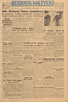 Dziennik Bałtycki, 1949, nr 25