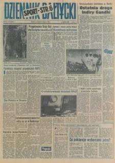 Dziennik Bałtycki, 1984, nr 261