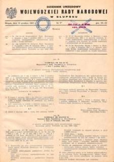 Dziennik Urzędowy Wojewódzkiej Rady Narodowej w Słupsku. Nr 3/1983