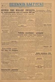 Dziennik Bałtycki, 1949, nr 43