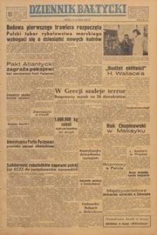 Dziennik Bałtycki, 1949, nr 46