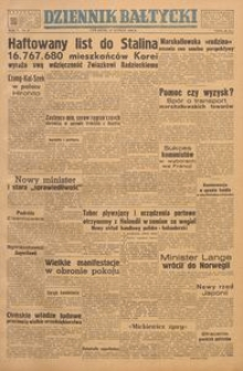 Dziennik Bałtycki, 1949, nr 47