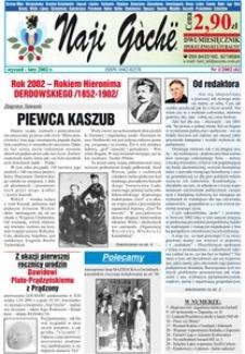 Naji Gochë : dwumiesięcznik społeczno-kulturalny, 2002, nr 1