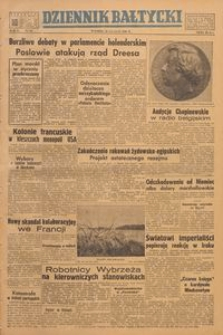 Dziennik Bałtycki, 1949, nr 52