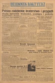Dziennik Bałtycki, 1949, nr 54