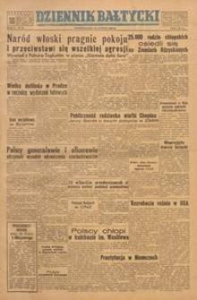 Dziennik Bałtycki, 1949, nr 58
