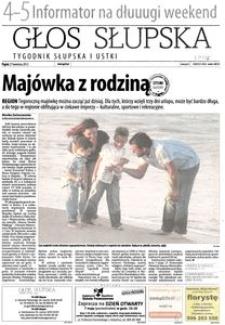 Głos Słupska : tygodnik Słupska i Ustki, 2012, kwiecień, nr 99